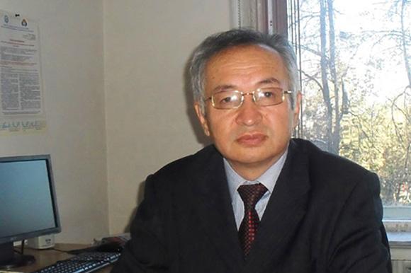Абдыкерим Гапаров