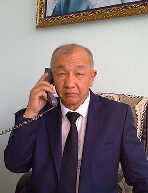 Абдылдажан Акматалиев