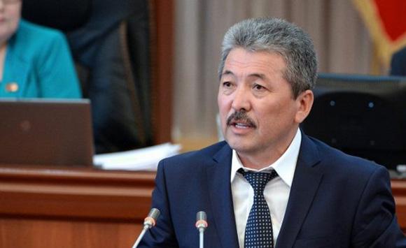 Адылбек Касмалиев
