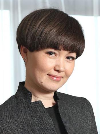 Айжан Садыркулова