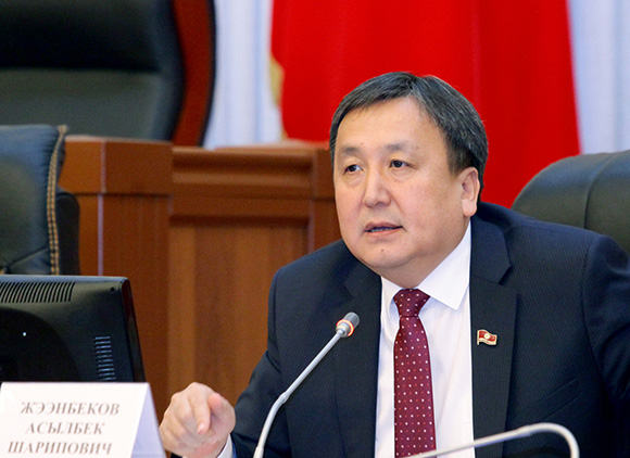 Асылбек Жээнбеков