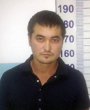 Азатбек Алымкулов