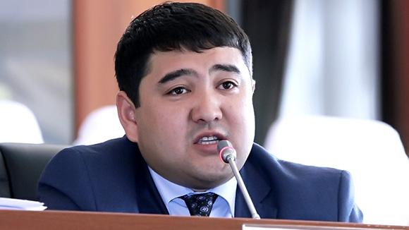 Бакыт Калмаматов