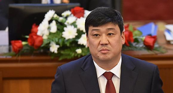 Бакыт Төрөбаев
