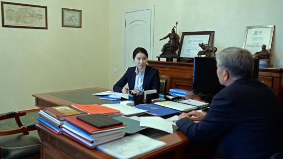 Башкы прокурор жана Президент