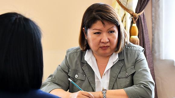 Чынара Адамкулова
