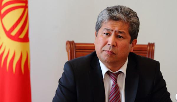 Данияр Нарымбаев