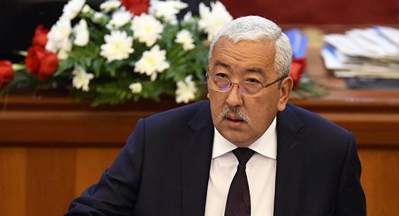Искак Масалиев