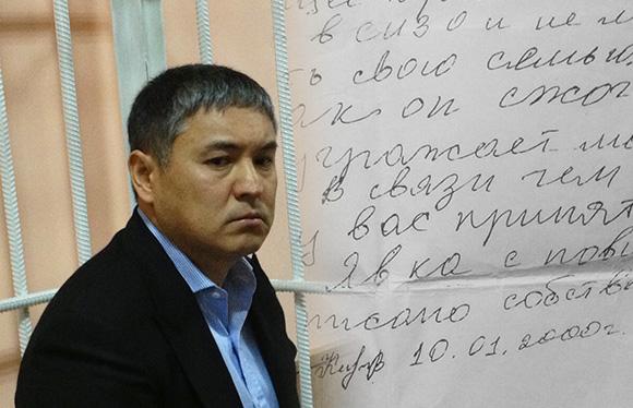 Камчы Көлбаев
