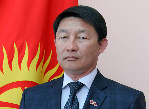 Кенжебек Бокоев