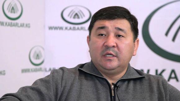 Кубаныч Кадыров