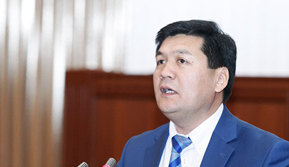 Кубат Оторбаев
