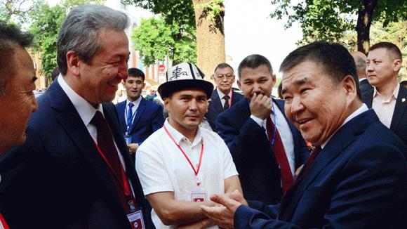 Мадумаров жана Салымбеков
