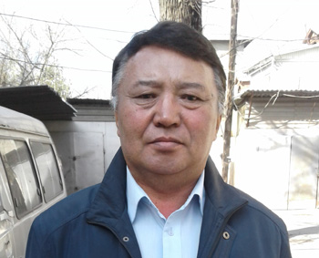 Орунбек Жаанбаев