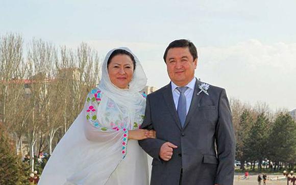 Раушан Качиева жана Икрамидин Айткулов