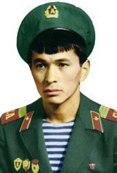 Рыспек Акматбаев десант кези