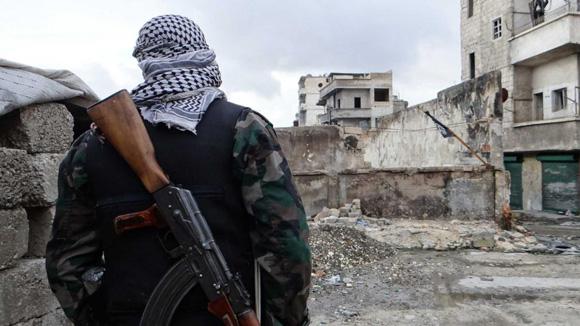 Сириядагы боевик