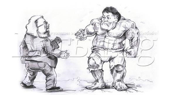 Сурат Жылкычиев жана Камчыбек Жолдошбаев