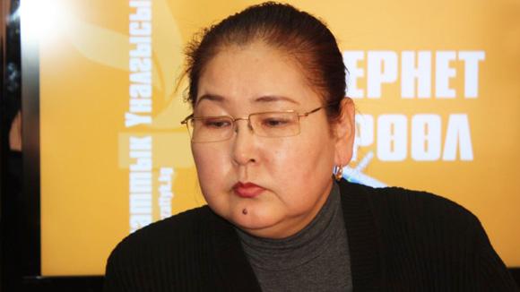 Айгүл Рыскулова