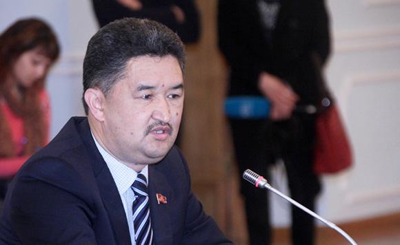 Алмаз Батырбеков