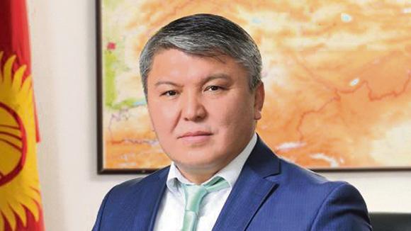 Арзыбек Кожошев