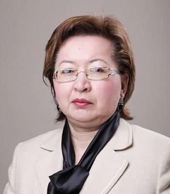 Бактыгүл Жээнбаева