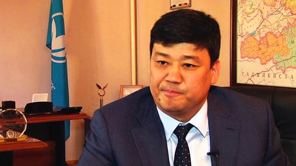 Бакытр Төрөбаев