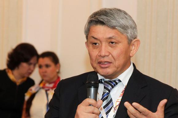 Эрнест Карыбеков
