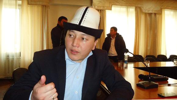 Жеңиш Молдокматов