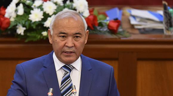 Кубанычбек Жумалиев