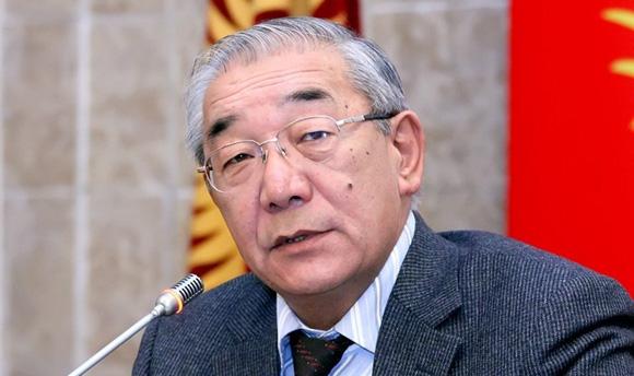 Курманбек Осмонов
