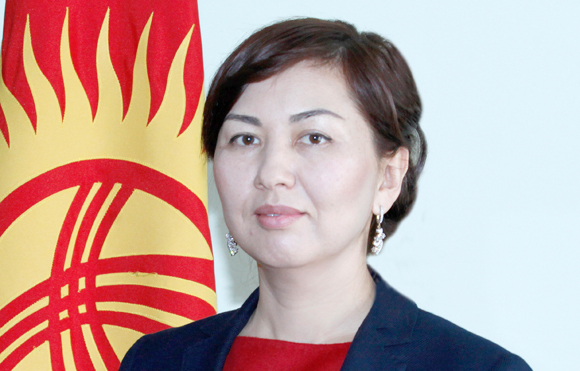 Махабат Мавлянова