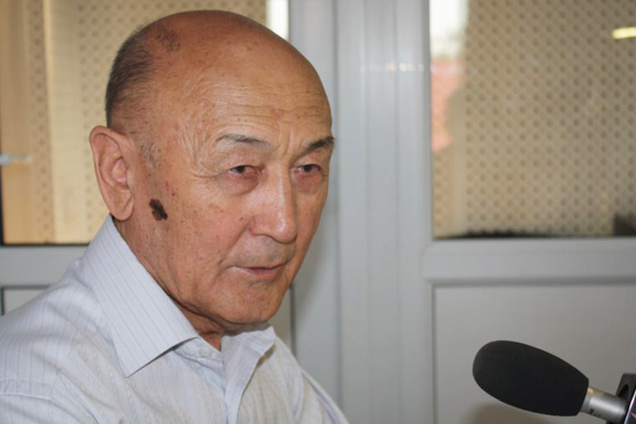 Медетбек Шеримкулов