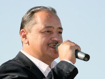 Нодирбек Каримов