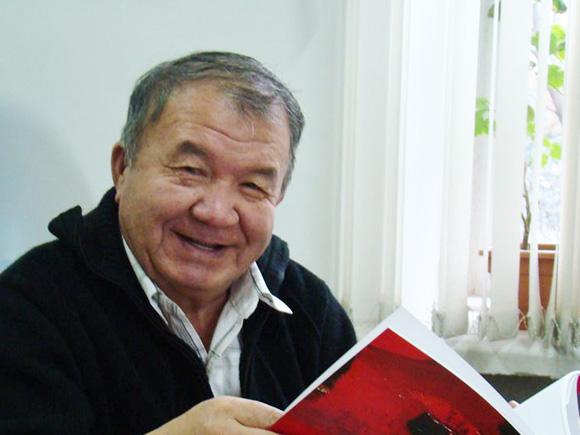 Замирбек Оморов