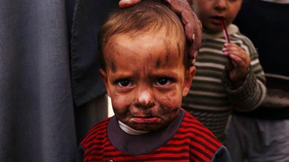 Сириядагы наристе