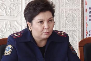 Зумрад Жанабаева