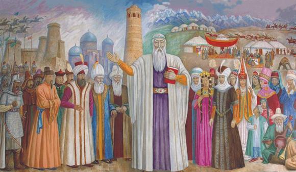 Жусуп Баласагын