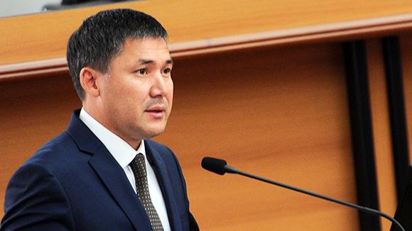 Дайыр Кенекеев