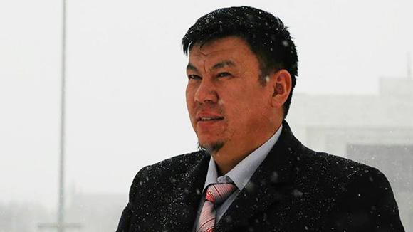 Нурмухамед Миңбаев