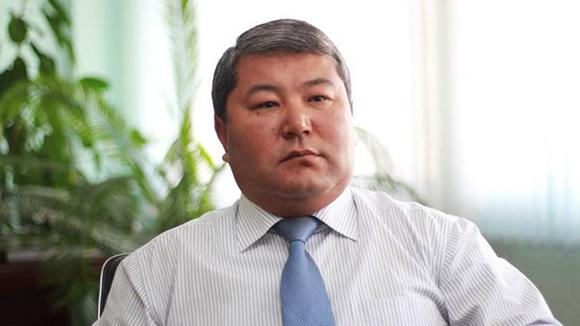 Мелисбек Мырзакматов