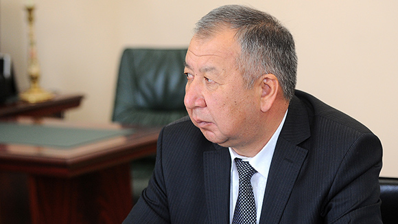 Кубатбек Боронов