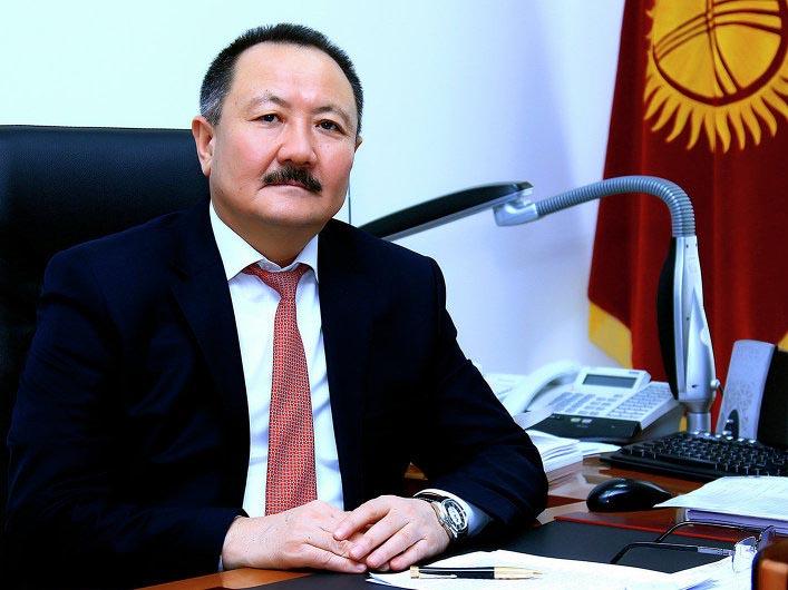 Д. Ырысалиев