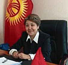 Mamasalieva